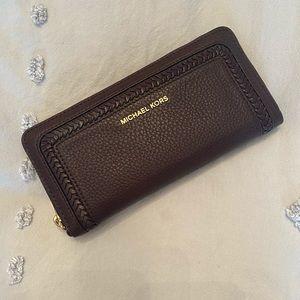 Michael Kora large wallet